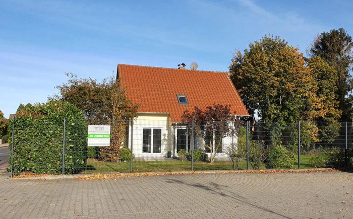 Ansicht Suedost Modernes Einfamilienhaus