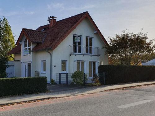 Modernes-Einfamilienhaus
